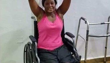 Photo of #ENDSARS:NWA AGBỌGHỌ SARS GBAJIRI ỤKWỤ NỌ N'OCHE NGWỤRỌ EME NGAGHARỊ IWE